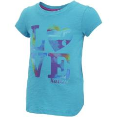 Infant and Toddler Girls' Love Nature Slub Tee