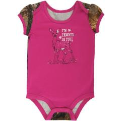 Carhartt Infant Girls' Fawned Of You Bodyshirt