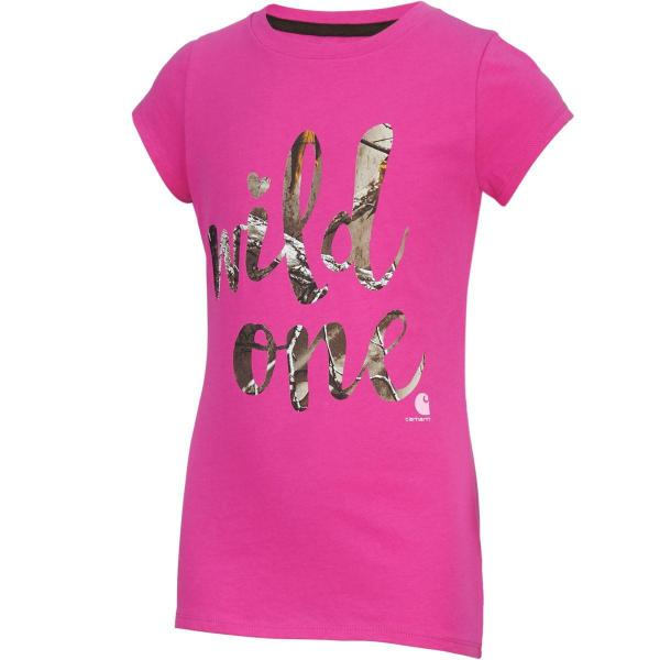 Carhartt Girls' Wild One Tee