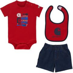 Infant Boys' Little Helper 3 Piece Gift Set