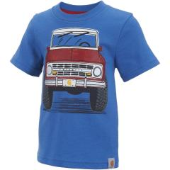 Infant, Toddler and Boys' Retro Vehicle Tee