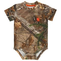 Infant Boys' Camo Pocket Bodyshirt