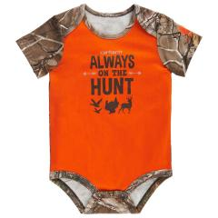 Infant Boys' Always On The Hunt Bodyshirt