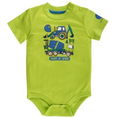Infant Boys' Hard At Work Bodyshirt