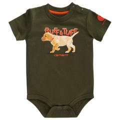 Infant Boys' Ruff & Tuff Bodyshirt