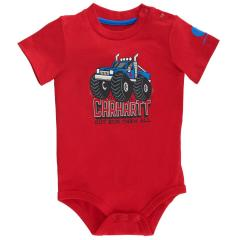Infant Boys' Out Run Them All Bodyshirt