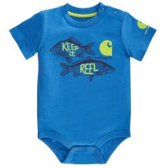 Infant Boys' Keep It Reel Bodyshirt