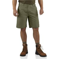 Men's Washed Twill Dungaree Short - Discontinued Pricing