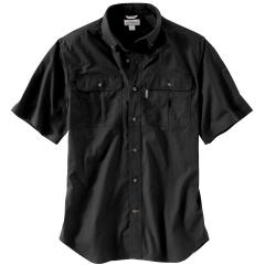 Carhartt Men's Short Sleeve Solid Work Shirt - Discontinued Pricing