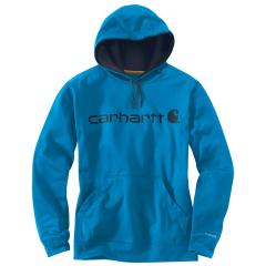 Carhartt Men's Force Extremes Signature Graphic Hooded Sweatshirt - Discontinued Pricing