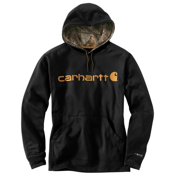 Carhartt Men's Force Extremes Signature Graphic Hooded Sweatshirt - Past Season