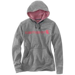 Carhartt Women's Force Extremes Signature Graphic Hooded Sweatshirt - Discontinued Pricing