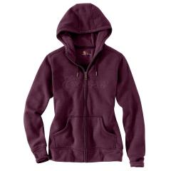 Women's Clarksburg Zip Front Sweatshirt - Discontinued Pricing