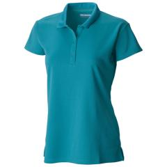 Women's Innisfree Short Sleeve Polo Extended Sizes - Discontinued Pricing