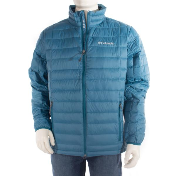 Columbia Men's Voodoo Falls 590 TurboDown Jacket - Discontinued Pricing