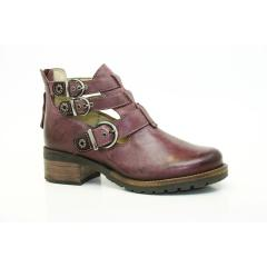 Women's Kelsy Three Buckle Boot