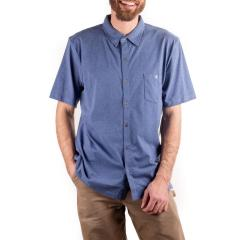 Men's Stir Button Up