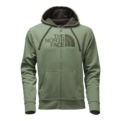 The North Face Men's Half Dome Full Zip Hoodie - Discontinued Pricing