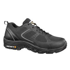 Carhartt Men's Lightweight Low Black Work Hiker - Steel Toe