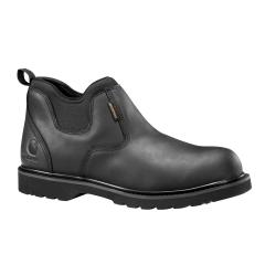 Men's Black Waterproof Oxford Romeo
