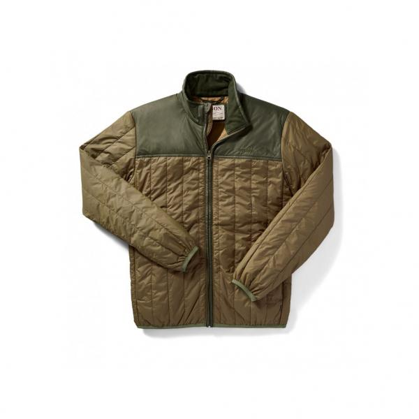 Filson Men's Ultra Light Quilted Field Jacket