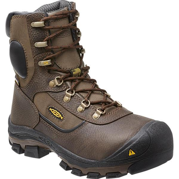 KEEN Utility Men's Leavenworth Insulated Waterproof