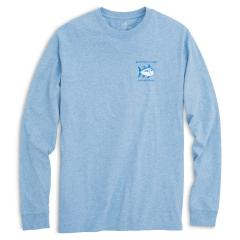 Southern Tide Men's Heathered Original Skipjack Tee