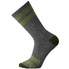 Smartwool Men's Striped Hike Medium Crew