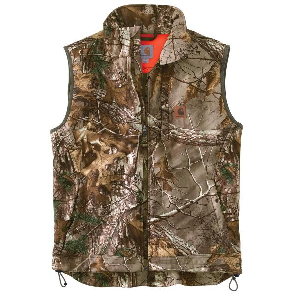 Carhartt Men's Buckfield Vest - Discontinued Pricing