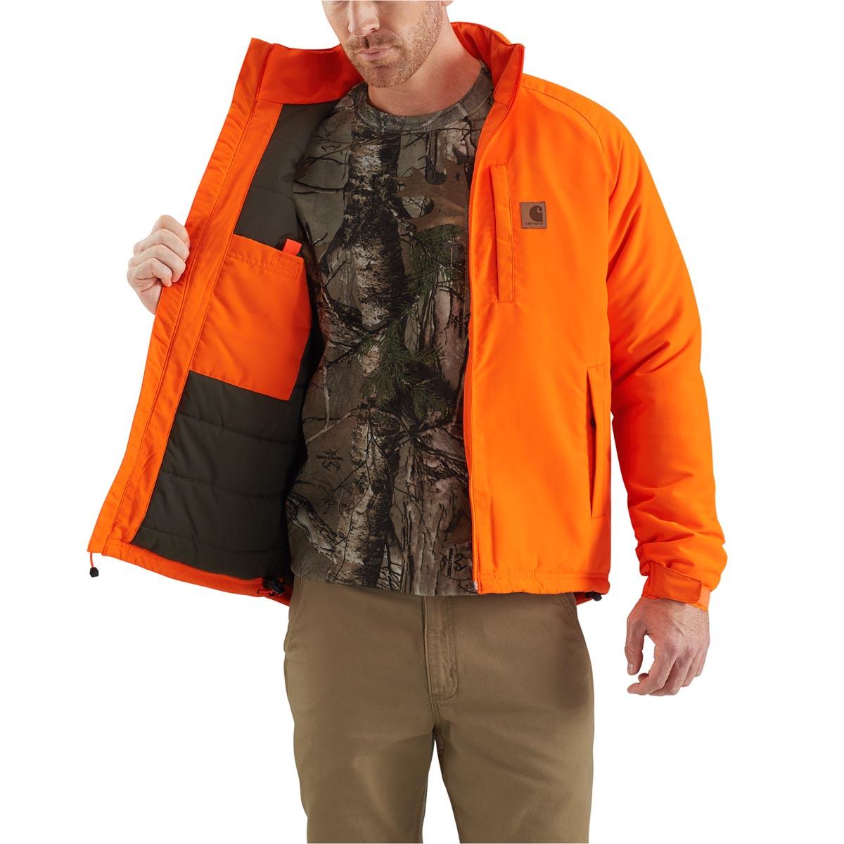 Carhartt Men's 8 Point Jacket