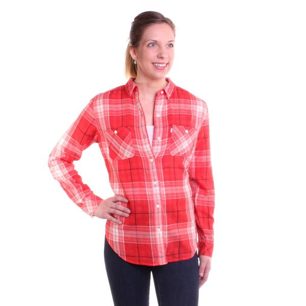 Levi Women's Boyfriend Workwear Shirt