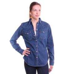 Women's Tailored Western Shirt