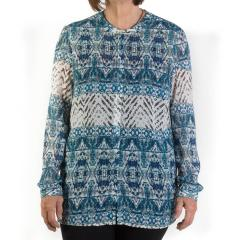 Tribal Women's Georgette Blouse