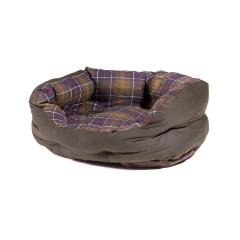 Wax/Cotton Dog Bed 24 Inch