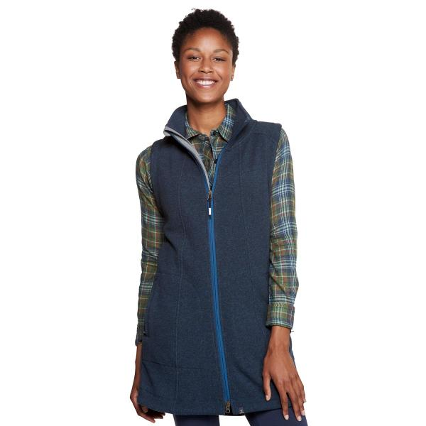 Toad&Co Women's Arriva Long Vest