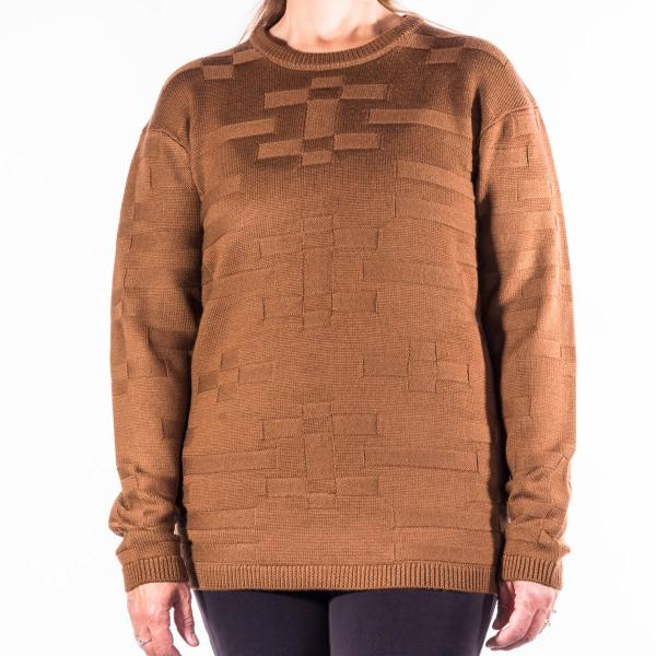 Pendleton Women's Tonal Textured Crew