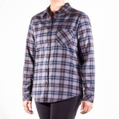Pendleton Women's Boyfriend Flannel Shirt
