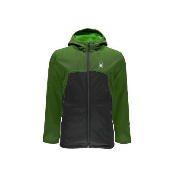 Spyder Men's Capitol Full Zip Hoody Jacket