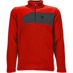 Boys' Speed Fleece Top