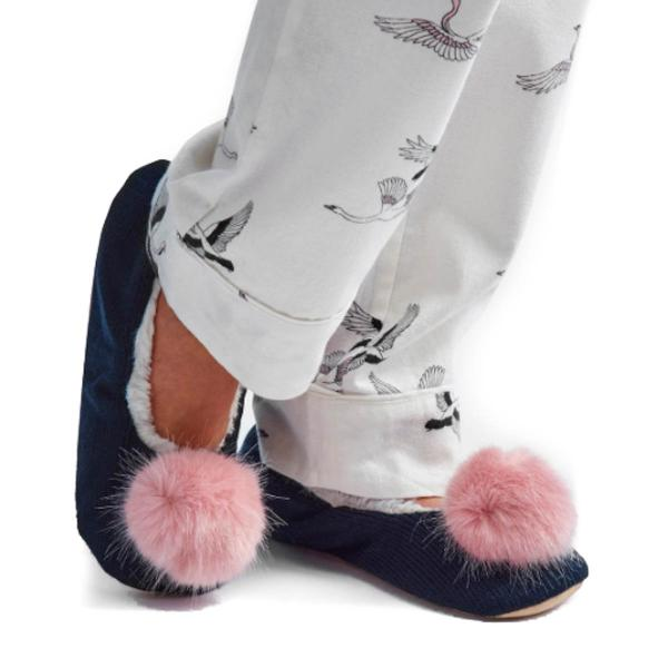 Joules Women's Slippom Slipper