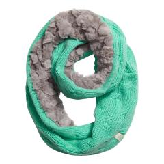 Girls' Furry Scarf