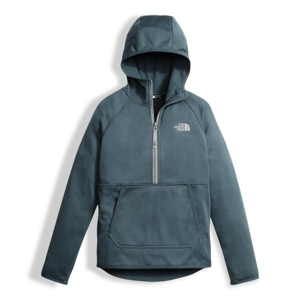 The North Face Boys' Tech Glacier Quarter Zip Hoodie