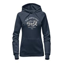 Women's Grizzly Bear Pullover Hoodie