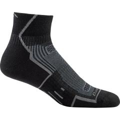 Darn Tough Vermont Men's Grit Quarter Sock Light Cushion