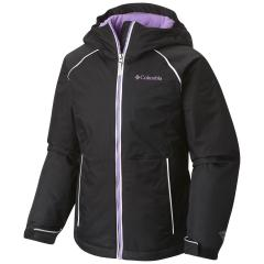 Youth Girls' Alpine Action II Jacket