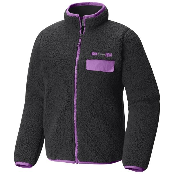 Columbia Youth Mountain Side Heavyweight Full Zip Fleece
