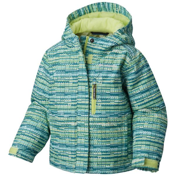 Columbia Toddler Girls' Magic Mile Jacket