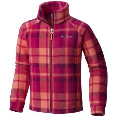 Youth Girls' Benton Springs II Printed Fleece