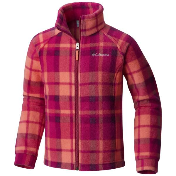 Columbia Youth Girls' Benton Springs II Printed Fleece