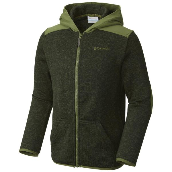 Columbia Youth Boys' Birch Woods II Full Zip Fleece